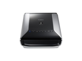 Canon CanoScan 9000F Mark II Film Negative Scanner (35 mm Film, 120 Format Film, 9,600 x 9,600 dpi, USB 2.0) schwarz -